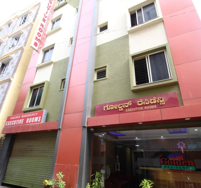 Golden Residency Guest House, Madiwala, Golden Residency Guest House