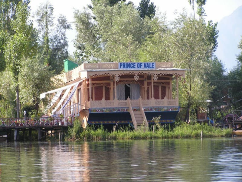Prince Of Vale Houseboat