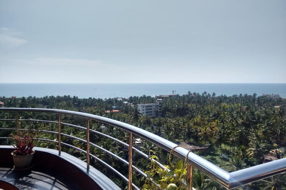 Hill and Sea View Beach Resort, Vizhinajam, Hill and Sea View Beach Resort