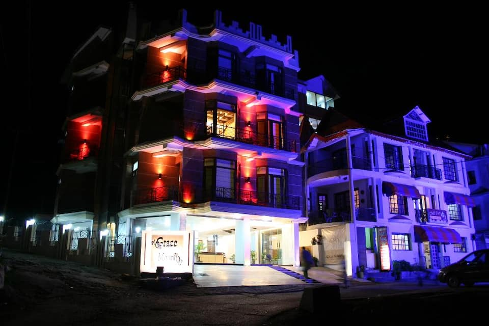 Grace Mount Hotel, Khajjiar Road, Grace Mount Hotel