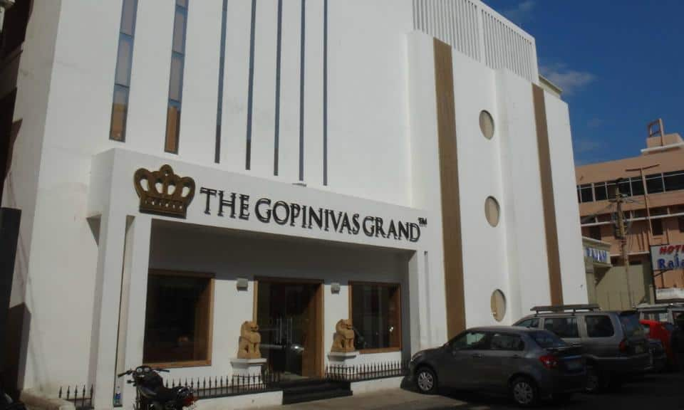 The Gopinivas Grand Kanyakumari, South Car Street, The Gopinivas Grand Kanyakumari