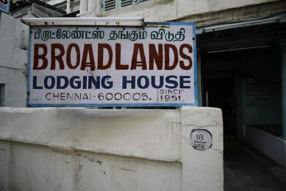Broad Lands, Triplicane, Broad Lands