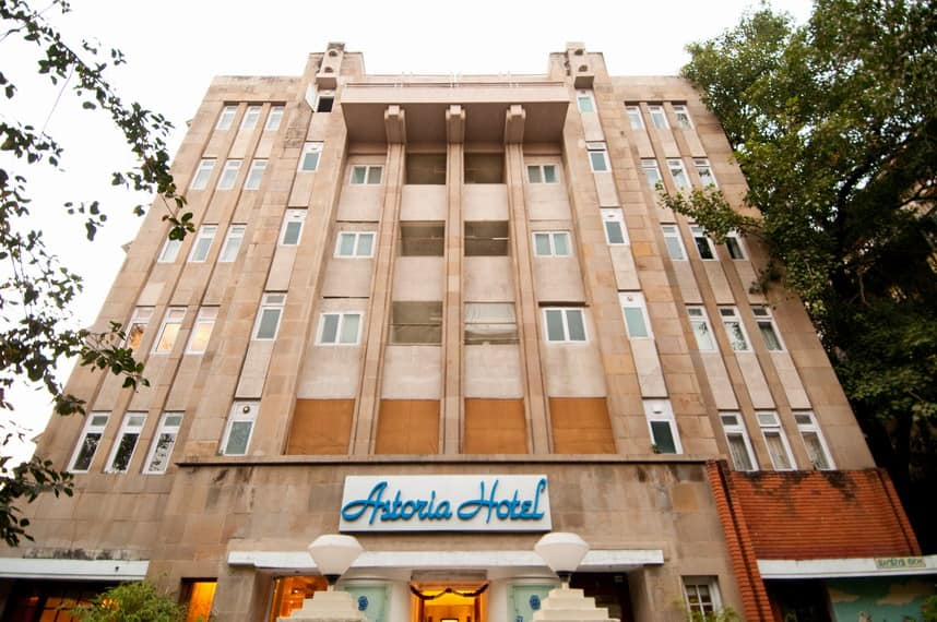 The Astoria Hotel, Churchgate, The Astoria Hotel