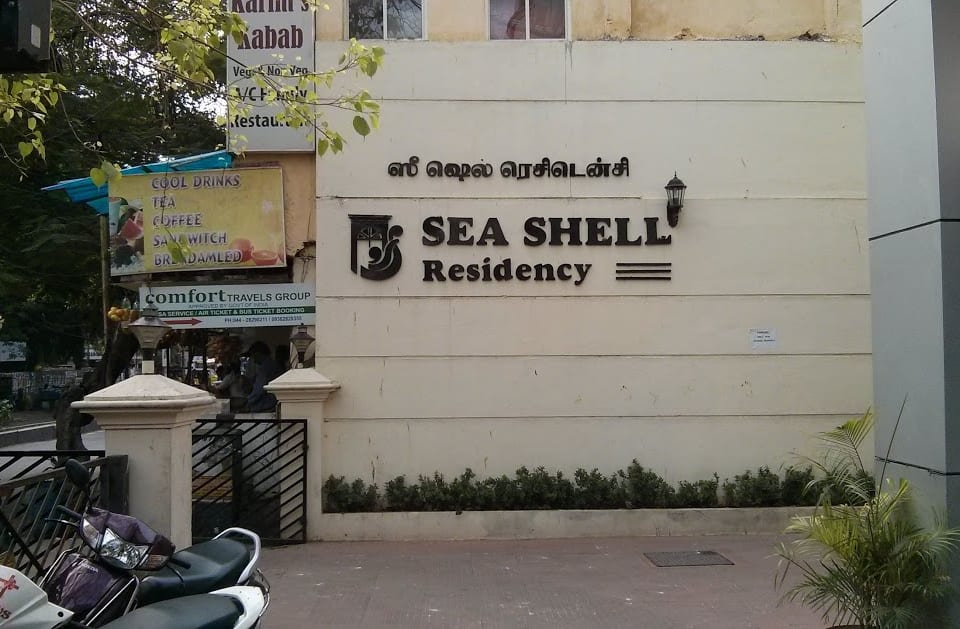 Sea Shell Residency  (Opp US Consulate)., Anna Salai, Sea Shell Residency  (Opp US Consulate).