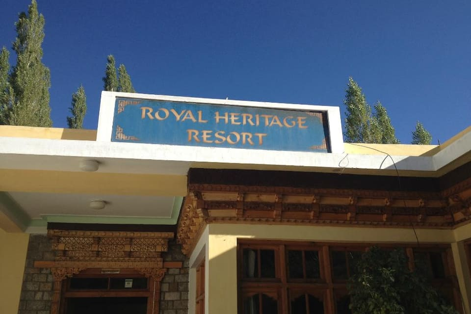 Royal Heritage Resort Leh, , Royal Heritage Resort Leh