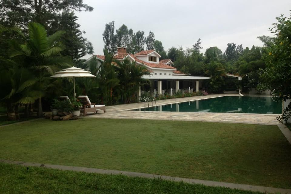 Amanvana Spa Resort, Coorg