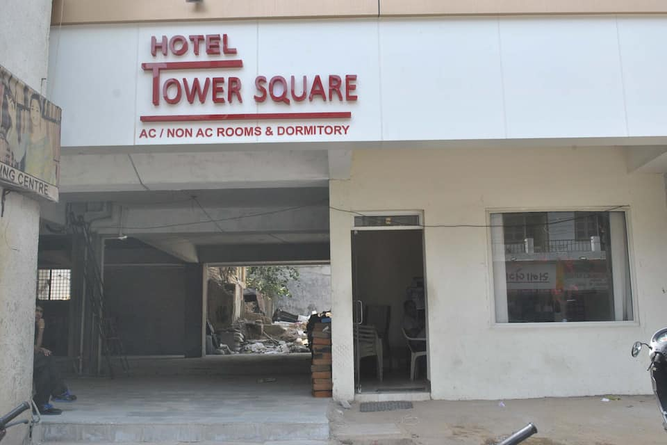 Hotel Tower Square, Station Road, Hotel Tower Square