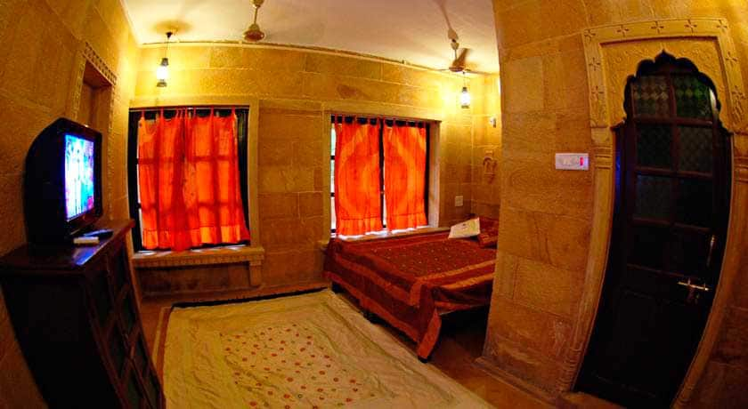 Nirmal Haveli, Near Pushkarna Bera, Nirmal Haveli