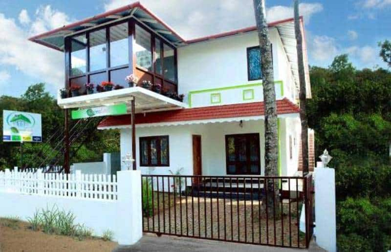 Green Leaf Homestay, Kumily, TG Stays Behind Thekkady By Pass Road