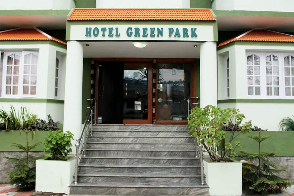 Hotel Green Park, Convent Road, Hotel Green Park