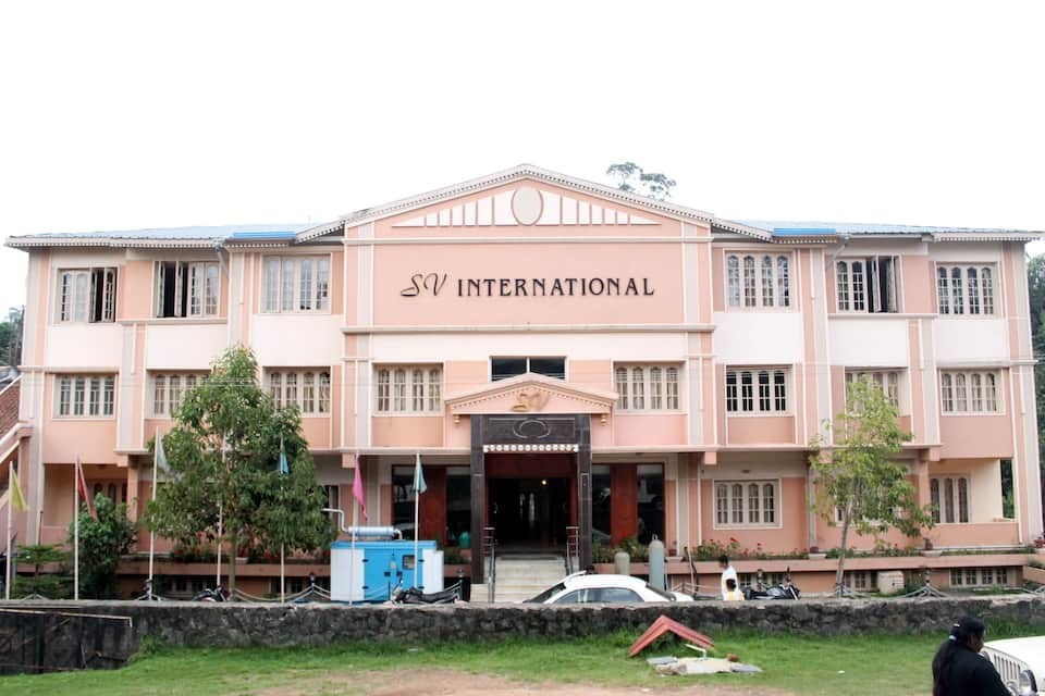 Hotel S.V. International, Convent Road, Hotel S.V. International