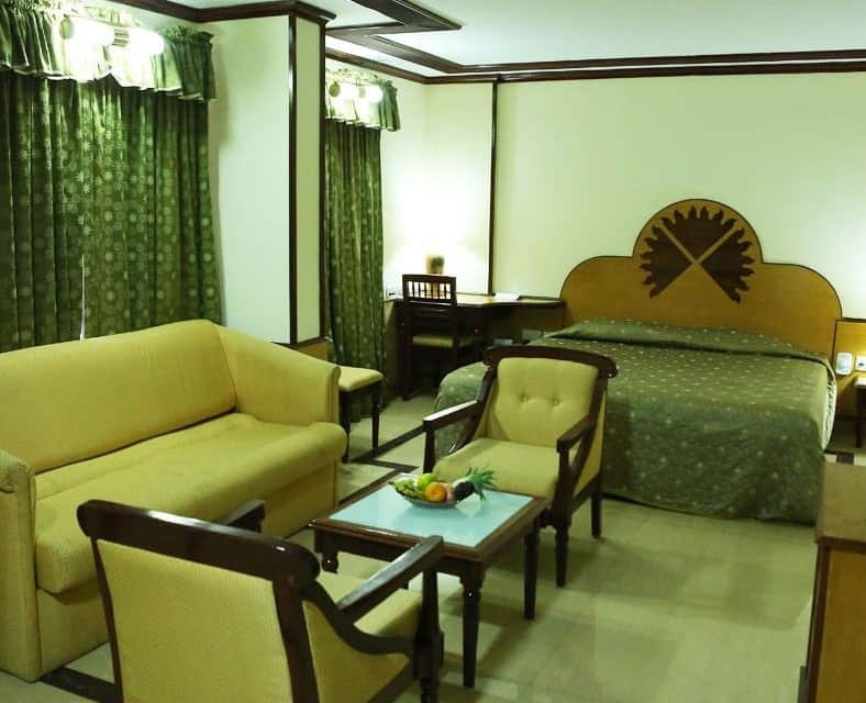 The Surya Hotel, Angamally, The Surya Hotel