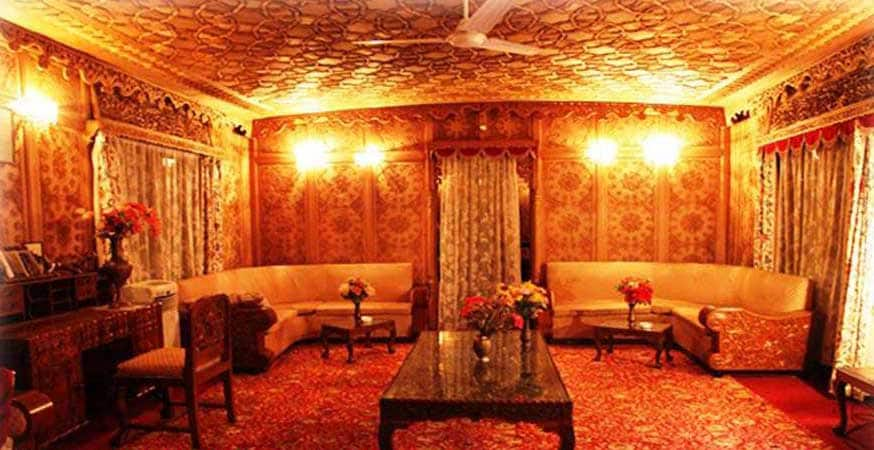 Kashmir Palace Group Of Houseboats, Dal Lake, Kashmir Palace Group Of Houseboats