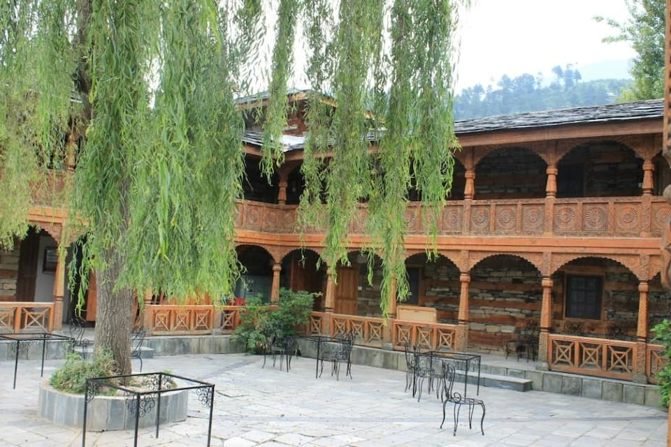HPTDC The Castle, Naggar Road, HPTDC The Castle