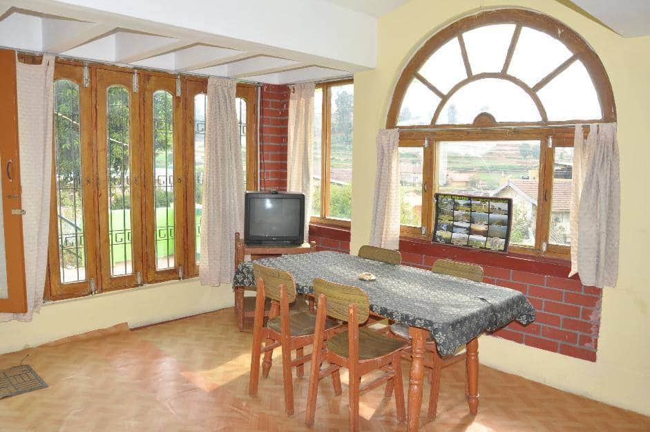 Homely Cottage Ooty, Nilgiris, TG Stays Onslows Road