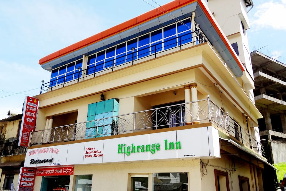 Highrange Inn, Central Munnar, Highrange Inn