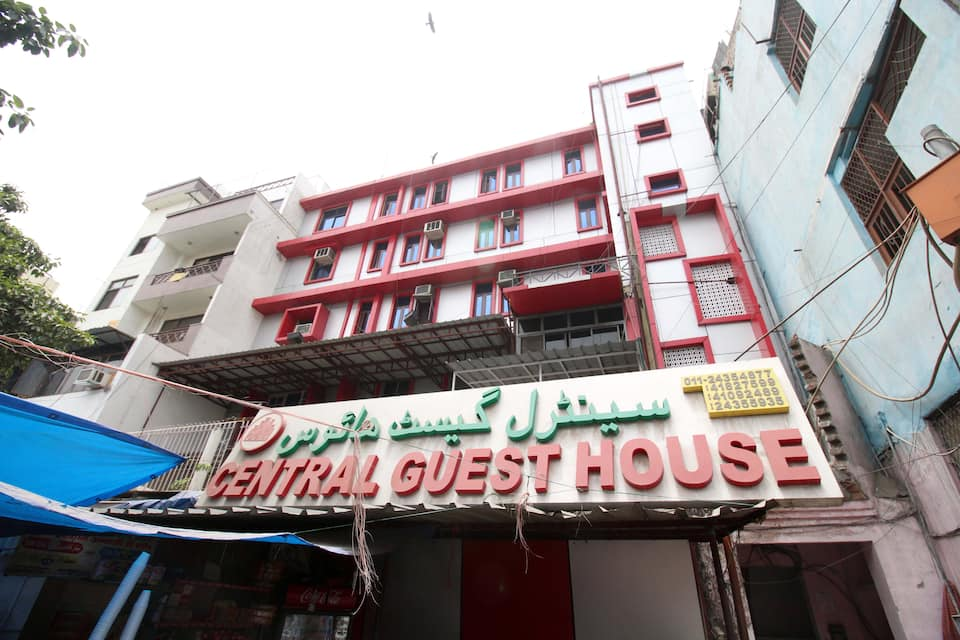 Central Guest House, , Central Guest House