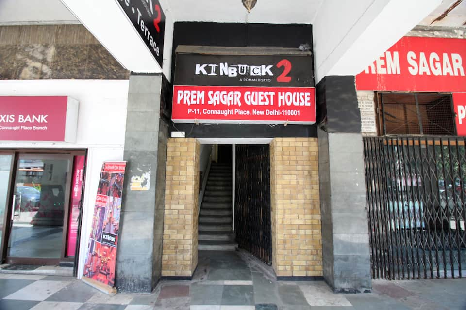 Prem Sagar Guest House, Connaught Place, TG Stays Connaught Circus