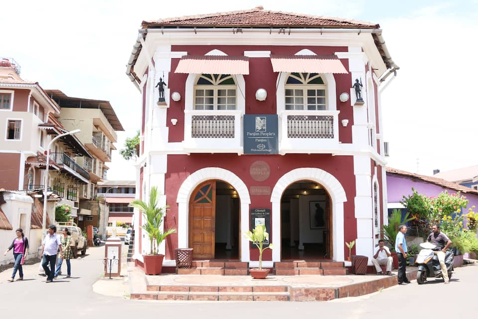Panjim Peoples (A Heritage Property)