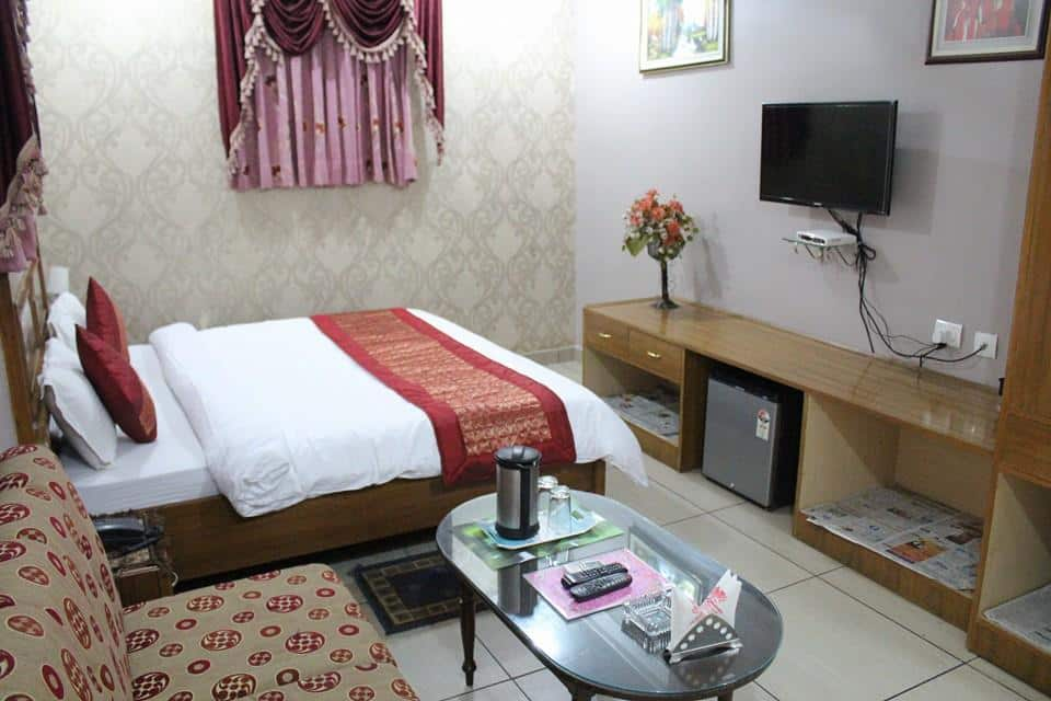 Hotel S P International, Latouche Road, Hotel S P International