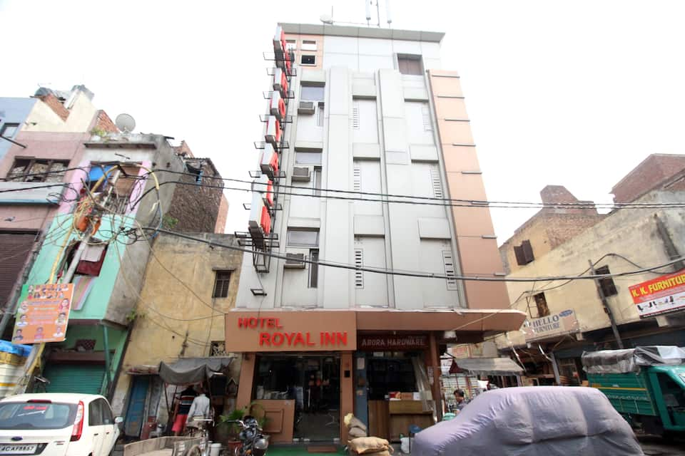 Hotel Royal Inn, Paharganj, Hotel Royal Inn