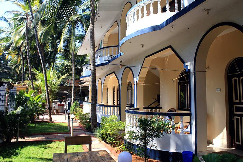 Casa Domingos & Boaty's, Calangute, Casa Domingos  Boaty's