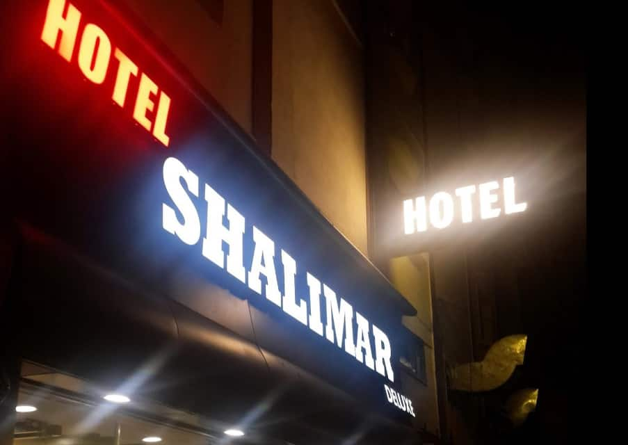 Hotel Shalimar Deluxe, Hamidia Road, Hotel Shalimar Deluxe