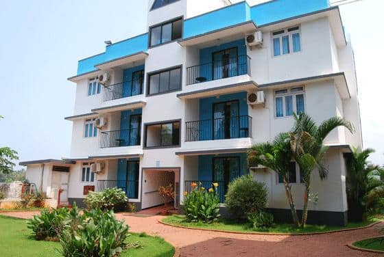 Palmarina Private Apartment, Calangute, Palmarina Private Apartment