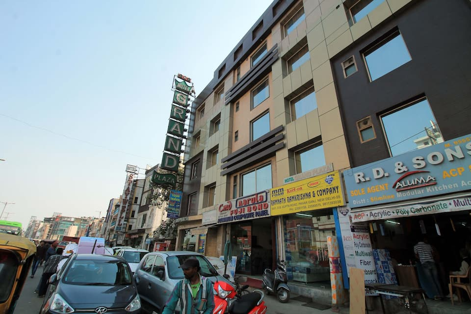 Hotel Grand Plaza, Paharganj, Hotel Grand Plaza NEW DELHI