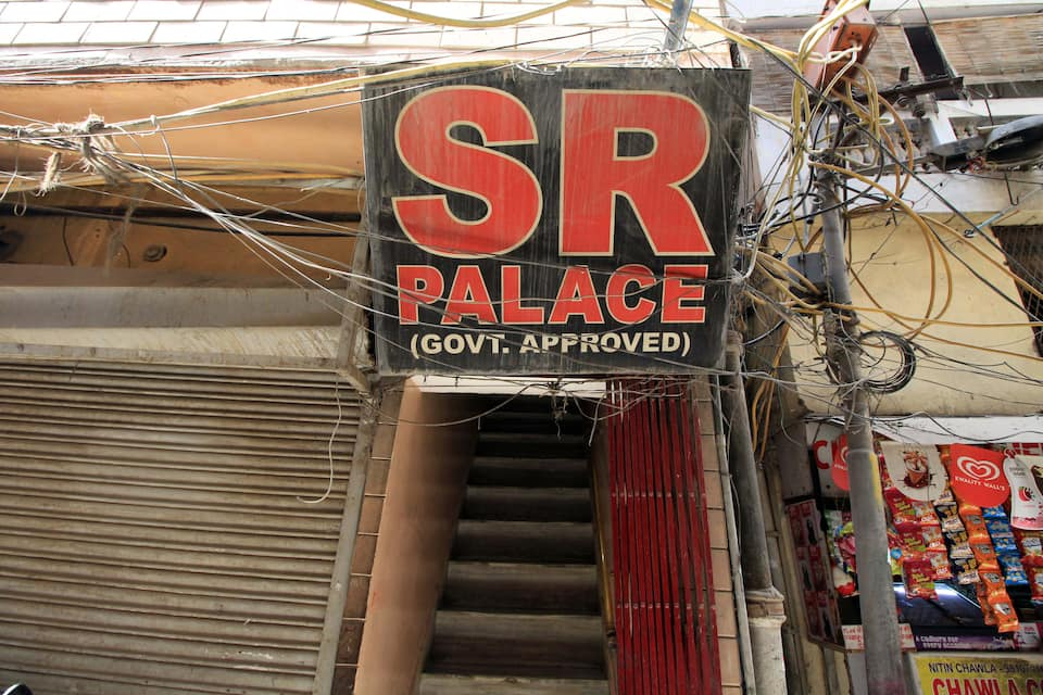 S.R. Palace Guest House, Paharganj, S.R. Palace Guest House