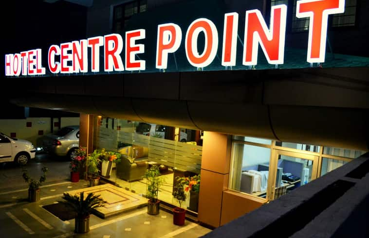 Center Point, Civil Line, Center Point