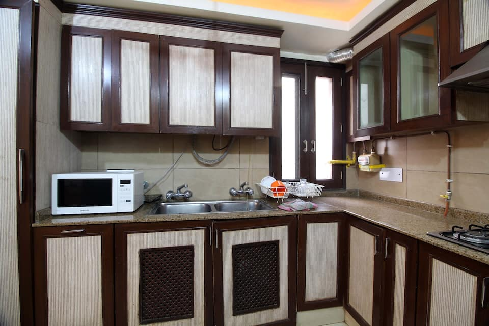 Red Leaf Apartments, South Extension, TG Stays Kailash Hills