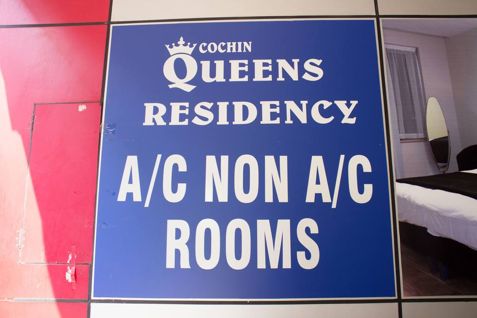 Cochin Queen's Residency, none, Cochin Queen's Residency