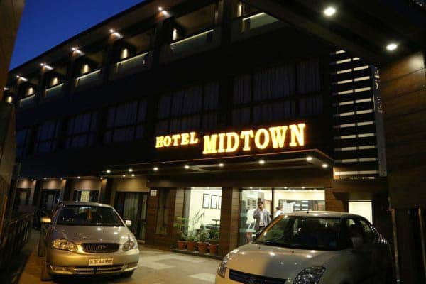 Hotel Mid Town, The Mall, Hotel Mid Town