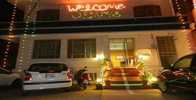 Welcome Olive Hotel