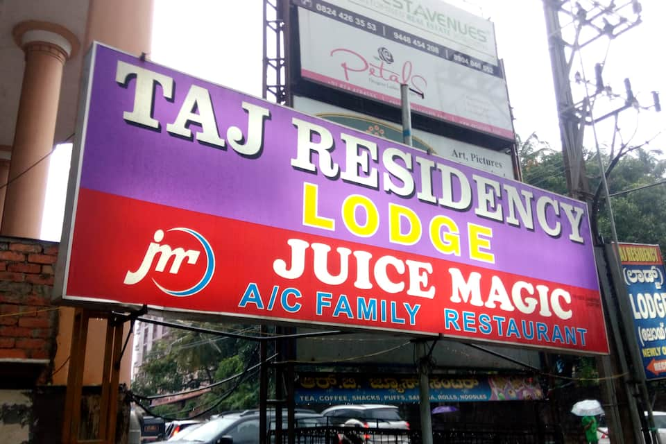 Taj Residency Boarding & Lodging