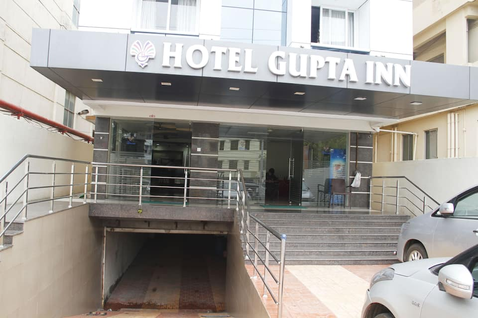 Hotel Gupta Inn, Waltair Main Road, Hotel Gupta Inn