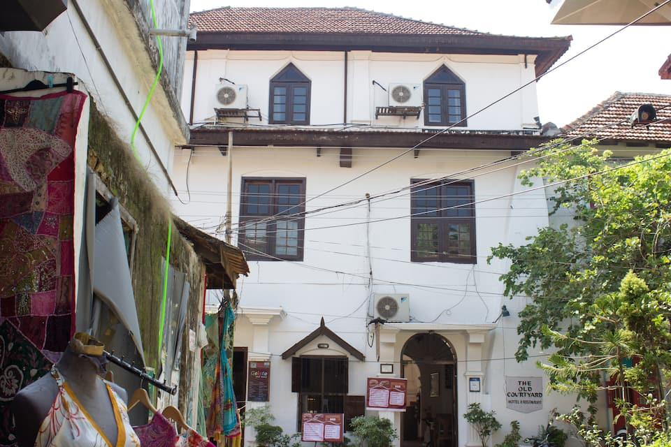 The Old Courtyard, Fort Kochi, The Old Courtyard