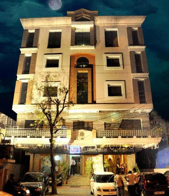 Hotel Annapoorna Residency, PG Road, Hotel Annapoorna Residency