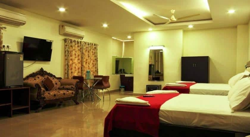 Hotel Lotus Green Park, M.G.Road, Hotel Lotus Green Park