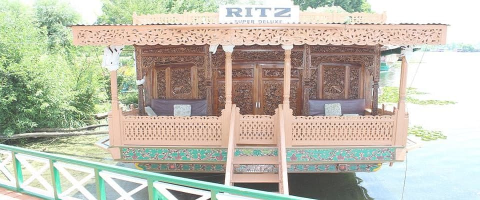 Ritz Houseboat, Nagin Lake, Ritz Houseboat