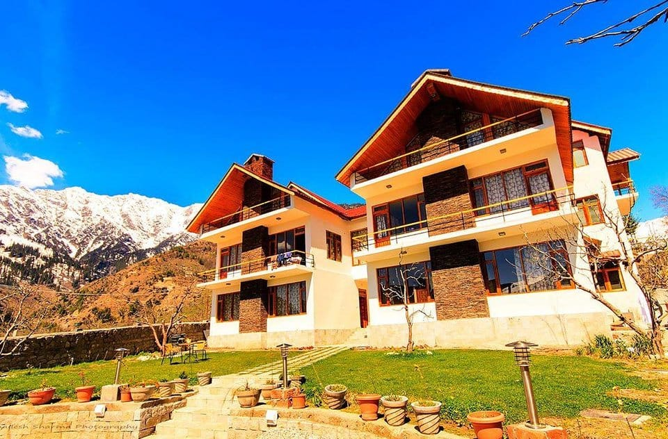 Mount Ville Cottages & Resorts, Rohtang Road, Mount Ville Cottages  Resorts