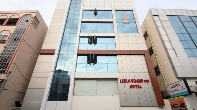 Hotel Leela Grand Inn, Eluru Road, Hotel Leela Grand Inn
