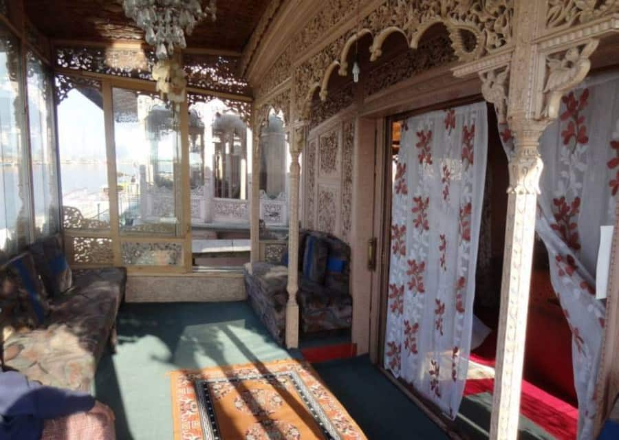 RIE Heritage Group of Houseboats, Dal Lake, RIE Heritage Group of Houseboats