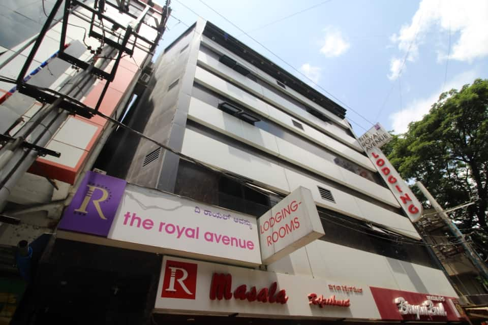 The Royal Avanue, Hosur Main Road, The Royal Avanue