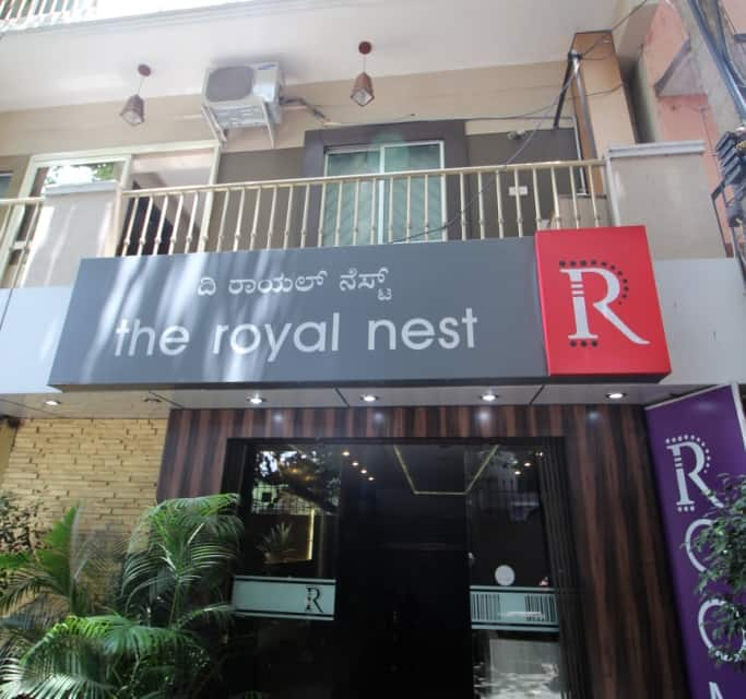 The Royal Nest, Hosur Main Road, The Royal Nest