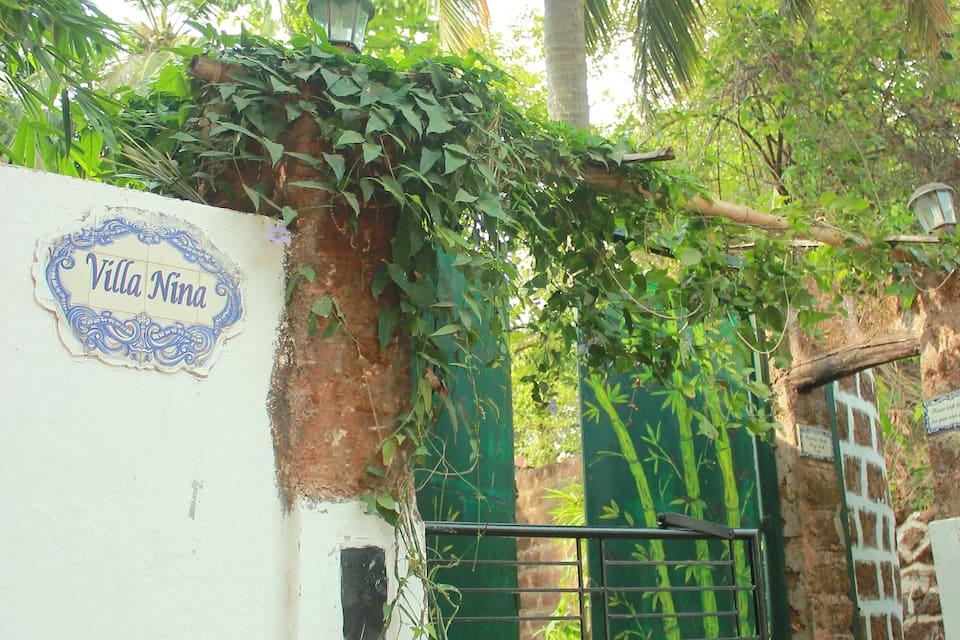 Villa Nina, Arpora, Villa Nina Arpora