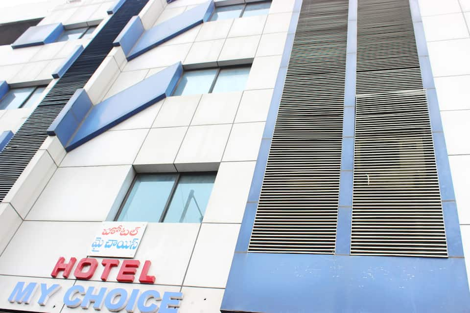 Hotel My Choice, Abids, Hotel My Choice