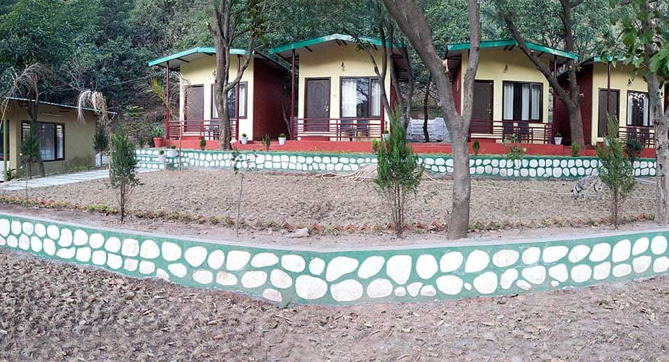 Green Land Swiss Cottage, Tapovan, TG Stays Triveni Ghat