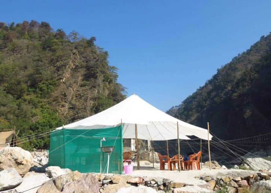 Weekend Rafting Camp, Shivpuri, Weekend Rafting Camp